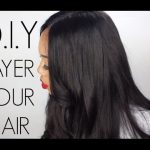 HOW TO LAYER YOUR WIG/WEAVES