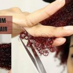HOW TO TRIM NATURAL HAIR 3 WAYS DIY | REDUCE BREAKAGE AND SINGLE STRAND KNOTS  [Video]