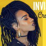 Invisible Crochet Faux Locs