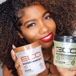 PART 1: All About Eco Styler Black Castor & Flaxseed Oil Gel and Coconut Oil Gel [Video]