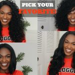 PICK YOUR FAVORITE – OUTRE LACEFRONT WIGS – AMBER, STUNNA, MYRA & JOELLE
