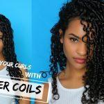 Transitioning: Training Your Curls with Finger Coils [Video]