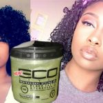 Updated Wash 'n Go | THIS NEW ECOSTYLER BLACK CASTOR & FLAXSEED OIL GEL IS THE GOAT [Video]