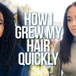 3 Things That Helped Grow My Hair Fast  [Video]