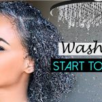 Natural Hair | WASH DAY ROUTINE (start to finish) [Video]