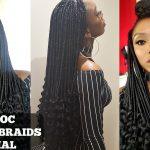How To Faux Locs Crochet Braids Tutorial In 2 Hours [Video]