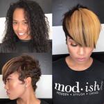Fun transformatiion by @msklarie