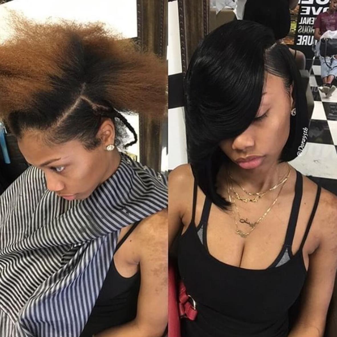 beautiful transformation dora95th   black hair information