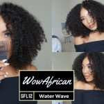 Big Hair Dont Care!: WowAfrican Water Wave Brazilian Lace Wig[GFL12] [Video]