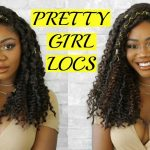 Gypsy Bohemian Goddess Faux Locs Step by Step Tutorial | DIY Curly Locs | Crochet + JNM Individuals [Video]