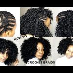 How to Slay ➟ CROCHET BRAIDS natural look (without knots) [Video]