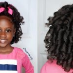Overnight Heatless Curls Ft. Aunt Jackie's Girls | Kids Natural Hairstyle [Video]