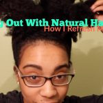 Working Out With Natural Hair | How I Refresh My Curls