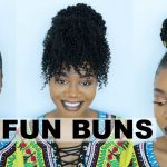 3 QUICK & CUTE STYLES FOR A CLIP-IN CROCHET PONYTAIL | NO MORE BORING BUN [Video]