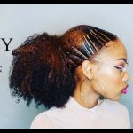 Curly Puff | Natural Hairstyles [Video]