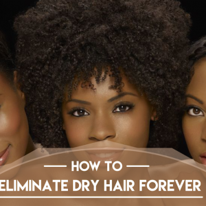 How To Eliminate Distressed Dry And Brittle Hair For Good