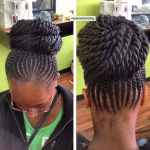 Flawless via @narahairbraiding