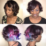 Fun color switch up by @msklarie