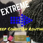 EXTREME Deep Condition Routine | Dry→Moisturized Curls!!! [Video]