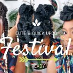 Festival & Holiday Updo ????????????| Cute & Quick [Video]