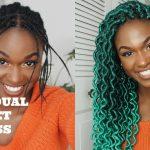 INDIVIDUAL CROCHET GODDESS LOCS TUTORIAL (Free part/No Wrapping) – How to [Video]