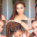 How to Style Faux Locs, Braids, & Twists! 6 Hairstyles for Beginners! – crochet hair [Video]