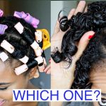 Perm Rods vs. Flexi Rods vs. Curl Formers on Short to Medium Natural Hair! [Video]