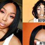 How To: Pluck and Customize A Lace Closure (No Glue/No Hair Out) ft. Unice [Video]
