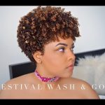 Defined Festival Wash & Go | Heat Damage Control with As I Am [Video]