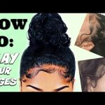 HOW TO SLAY YOUR BABY EDGES [Video]
