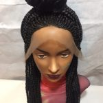Lace Frontal Braided Wig