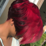 Love this fierce red @Avlon