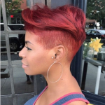Nice cut and color by @najahliketheriver