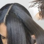 All Natural HAIR RELAXER! 100% Safe! [Video]