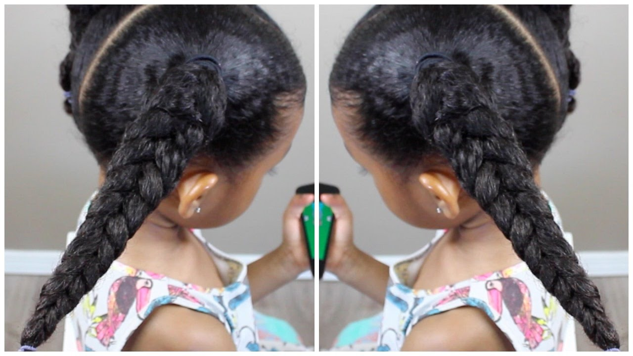 Another Way to Braid   For Beginners — Black Hair Information