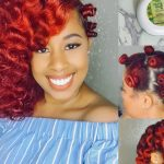 Bantu Knots on Fine Natural Hair [Video]