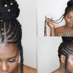 Easy Braids and Beads – Using Marley Hair Twist – Alicia Keys Inspired [Video]
