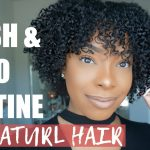 EASY WASH AND GO TUTORIAL THAT LASTS 7 DAYS + NIGHTIME ROTUINE!! [Video]