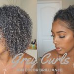 Going Grey – Hair Makeup Ion Color Brilliance Gunmetal [Video]