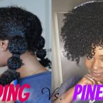 I WILL NEVER PINEAPPLE MY NATURAL HAIR AGAIN! | The Banding Method [Video]