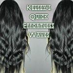 Kelsey's Quick Effortless Waves [Video]