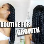 My Best Wash Routine To Stimulate Hair Growth [Video]