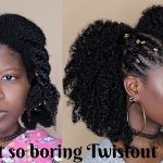 Not Your Ordinary, Boring Twist out Tutorial – Type 4 (4a,4b,4c) natural hair [Video]