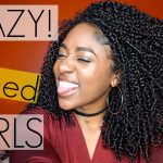 Shingling Method for Crazy Defined Curls| Natural Hair [Video]