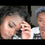 Short Hair Transformation | Liquid Cap Quickweave with a Frontal [Video]