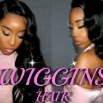 THE PERFECT AFFORDABLE BUNDLE HAIR FOR PROM 2017 | WIGGINS HAIR REVIEW  [Video]