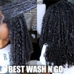 The Perfect Defined Wash And Go Method (Type 4 Hair) [Video]