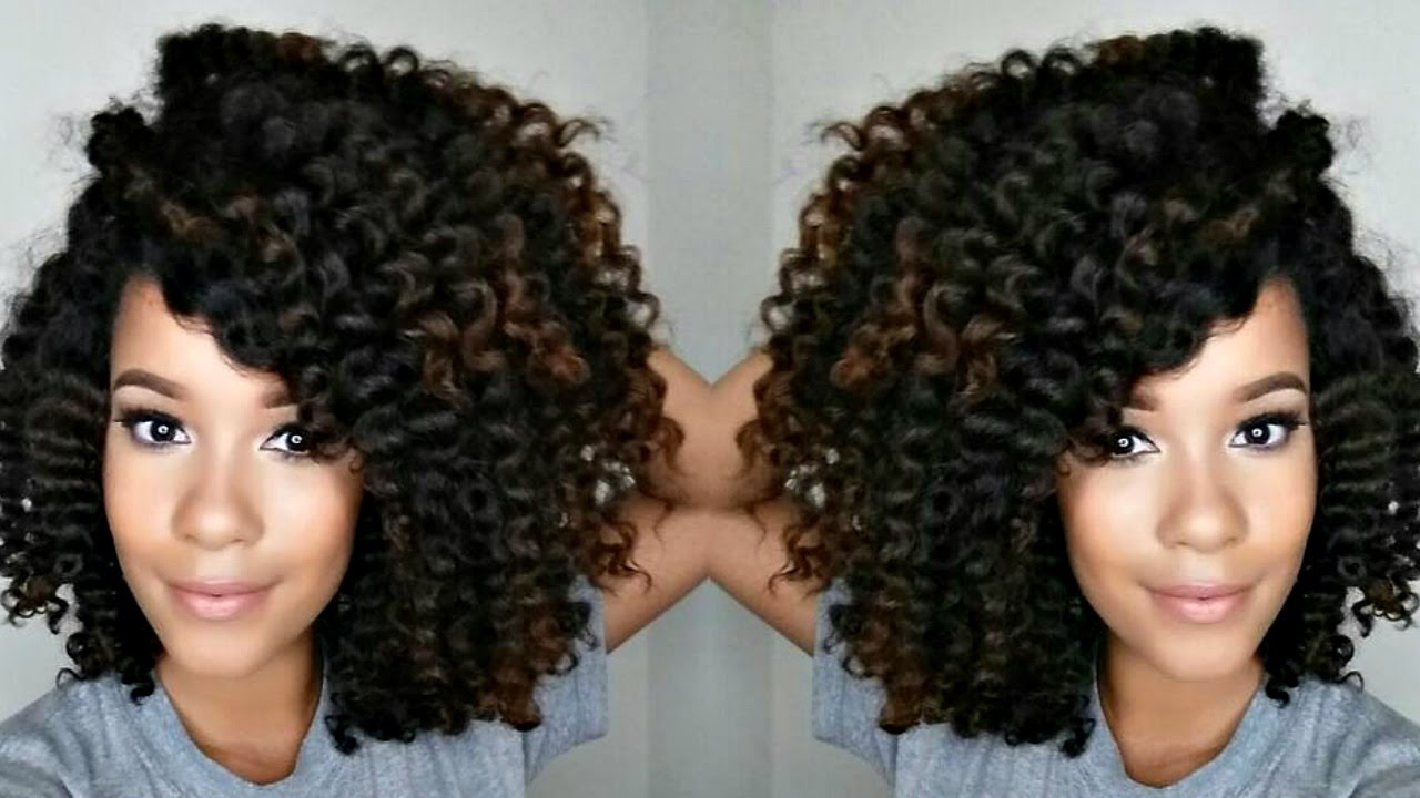 My 3-Strand Twist Out and How YOU can get more volume if you have thinner hair