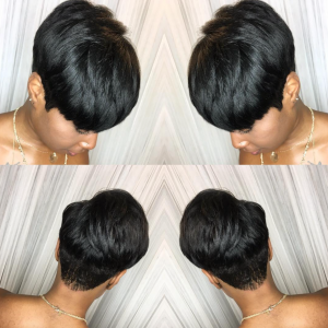 Flawless quick weave @hairbylatise