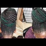 BRAIDED UPDO WITH MINIMUM GAPS [Video]
